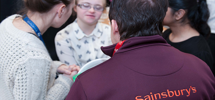 Employers make THE difference to young people with SEND